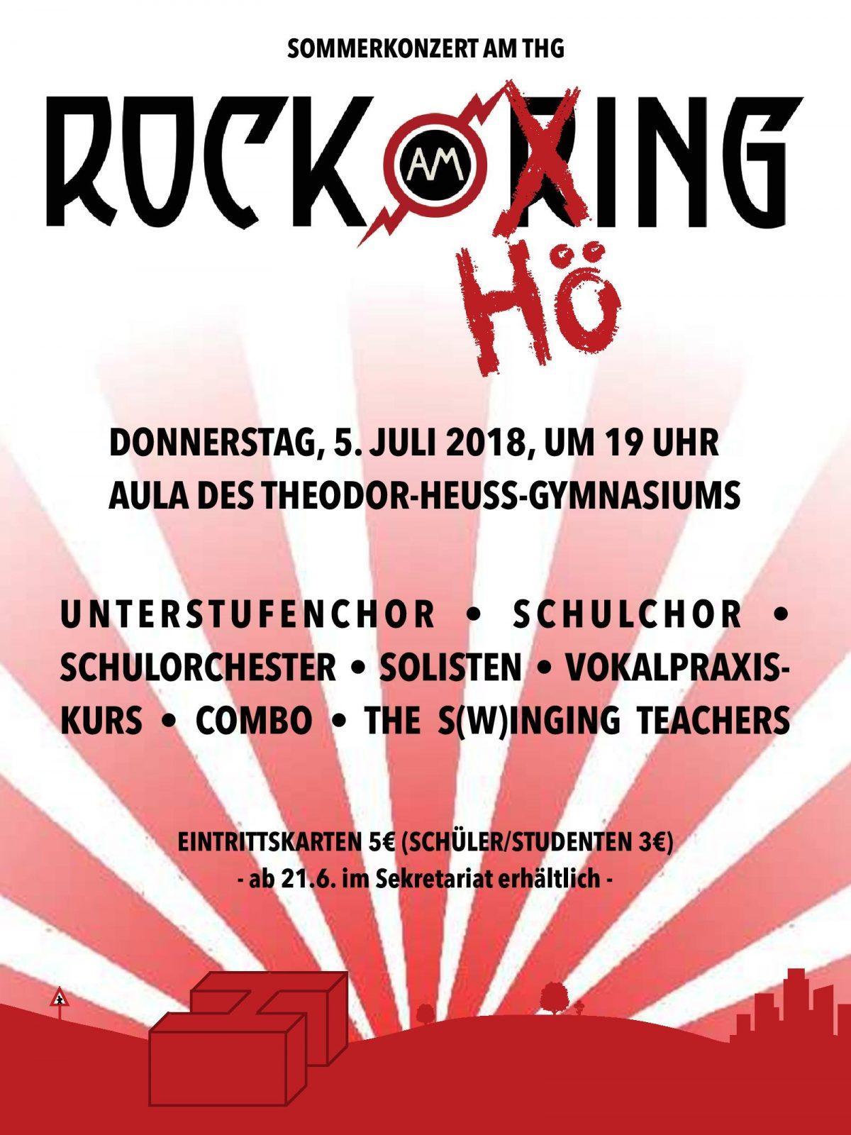 Herzliche Einladung zum Sommerkonzert!