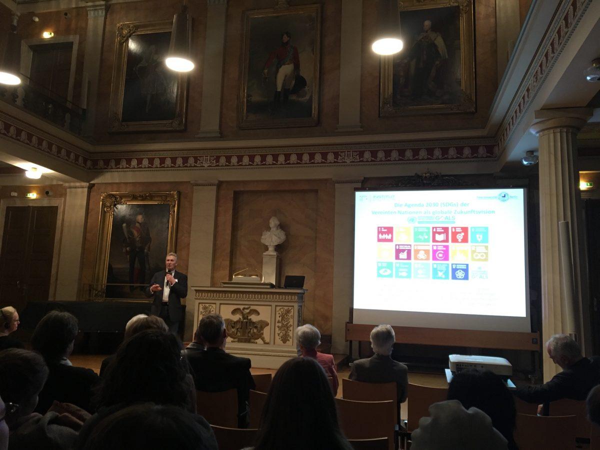 Bildung für nachhaltige Entwicklung – Göttingen 2018