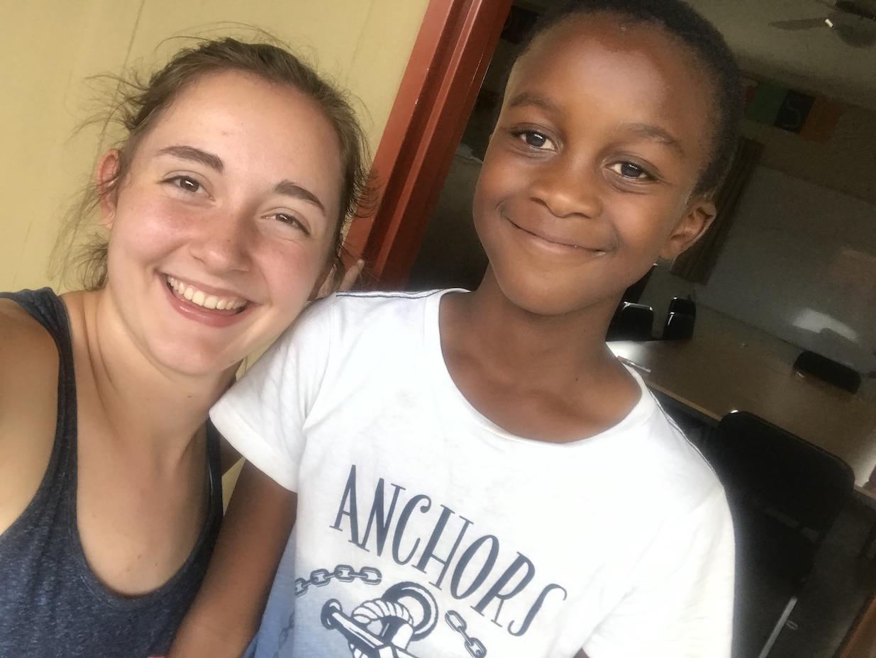 THG-Schülerin macht FSJ in Namibia – erster Zwischenbericht