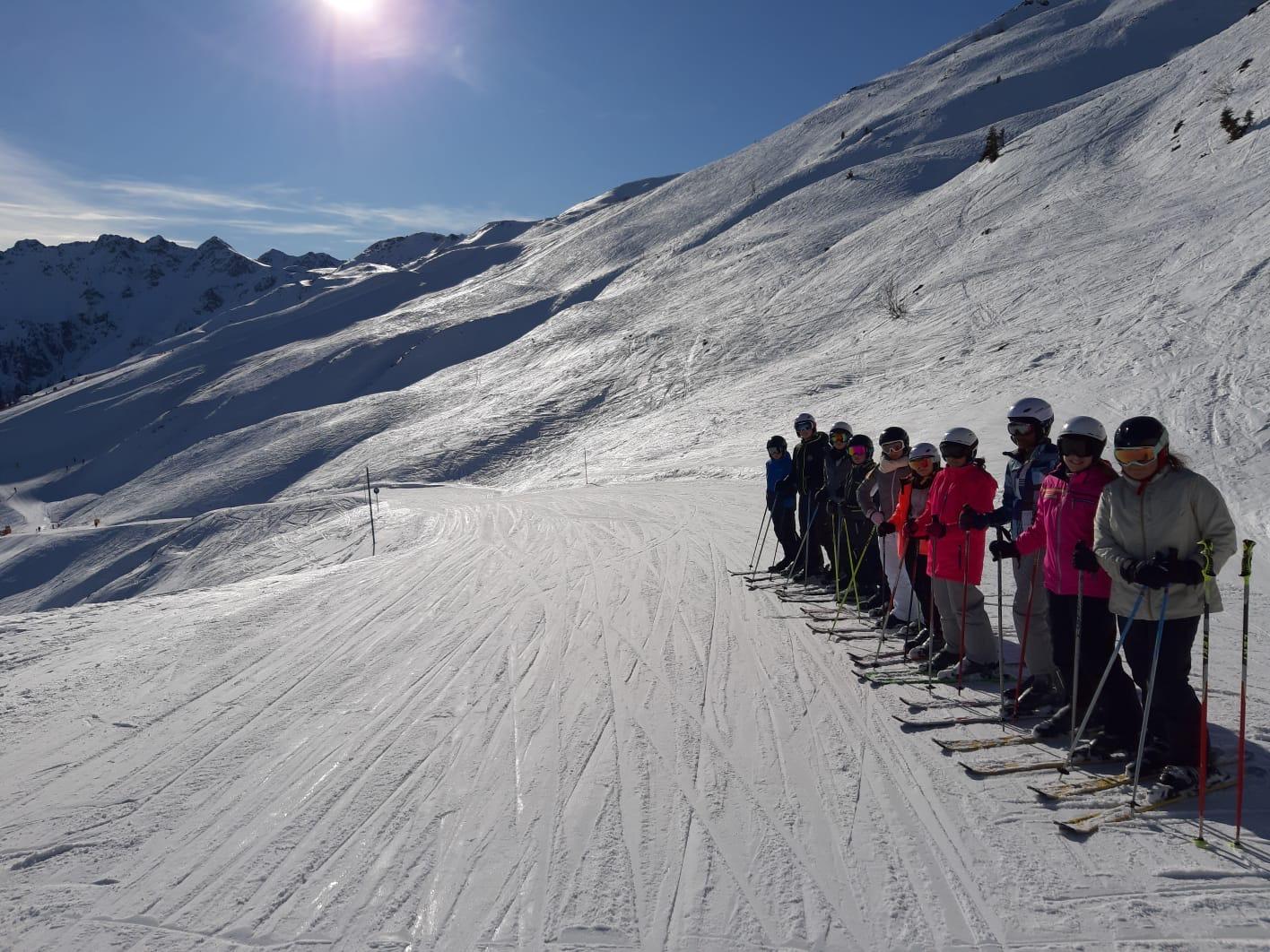 Skikompaktwoche 2020