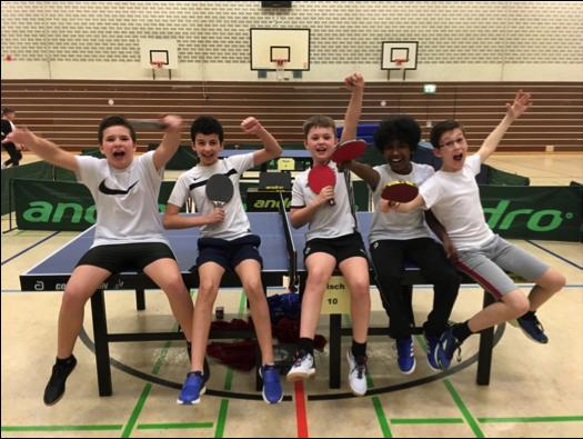 Vier erfolgreiche Teams beim Milchcup in Bochum