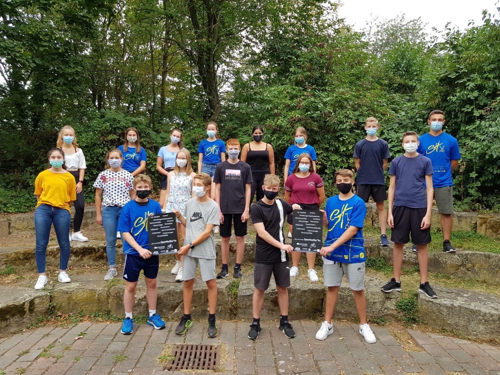 THG bildet als einzige Schule in Hagen Sporthelfer aus