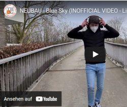 """Musikvideos des Q1 Literaturkurses zum Song """"Blue Sky"""" von Neubau"""