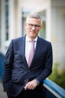 Oberbürgermeister Erik O. Schulz gibt THG-SchülerInnen Interview zur nachhaltigen Mobilität